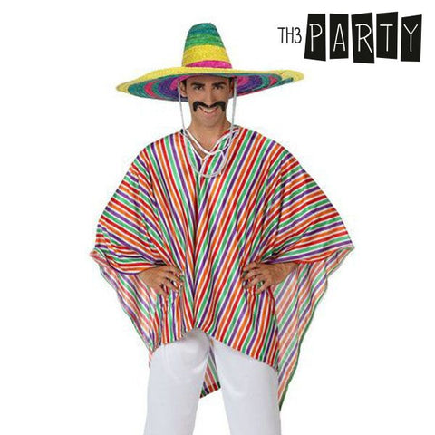 Costume for Adults Th3 Party Mexican man-Universal Store London™