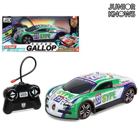 Remote control car Junior Knows 9219-Universal Store London™