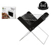 Barbecue Portable BBQ Classics 33085 (30 x 26 x 30 cm) Black-Universal Store London™