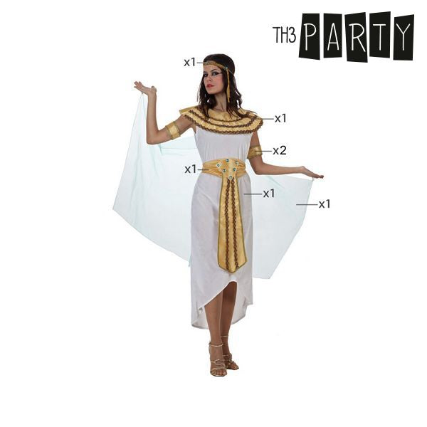 Costume for Adults Th3 Party Egyptian queen-Universal Store London™