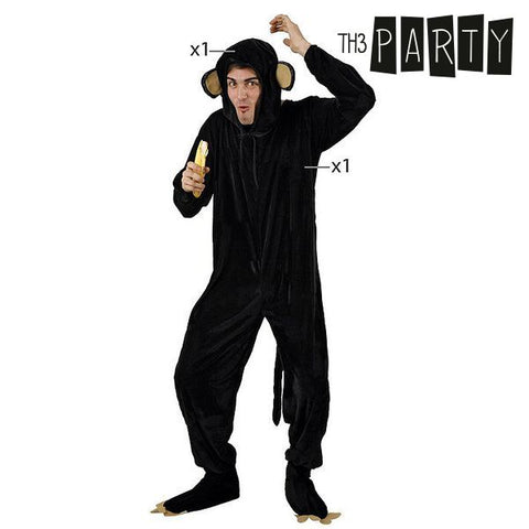 Costume for Adults Th3 Party 3982 Monkey-Universal Store London™