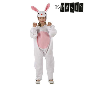 Costume for Children Th3 Party Rabbit White-Universal Store London™