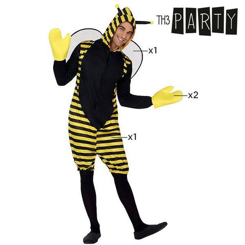 Costume for Adults Th3 Party 5504 Bee-Universal Store London™