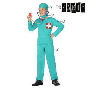 Costume for Children Th3 Party Doctor