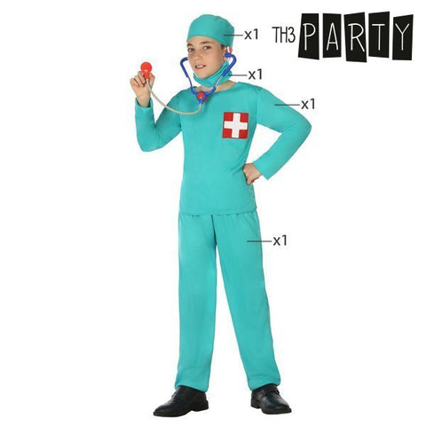 Costume for Children Th3 Party Doctor-Universal Store London™