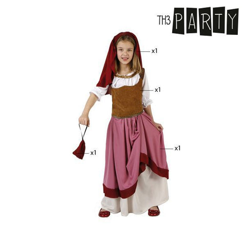 Costume for Children Th3 Party Waitress-Universal Store London™