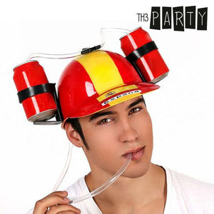 Helmet with drink holder Th3 Party 9258-Universal Store London™