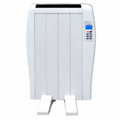 Digital Dry Thermal Electric Radiator (4 chamber) Haverland RA4 600W White-Universal Store London™