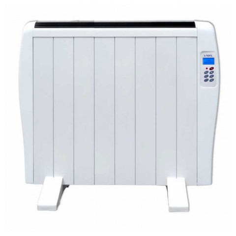 Digital Dry Thermal Electric Radiator (8 chamber) Lodel RA8 1200W White-Universal Store London™