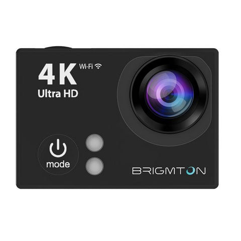 "Image of Sports Camera BRIGMTON BSC-9HD4K 2"" Full HD 4K Wifi-Universal Store London™"