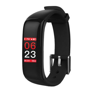 Activity Bangle BRIGMTON BSPORT-15-N 0,96'''' OLED 150 mAh Bluetooth 4.0 Black-Universal Store London™