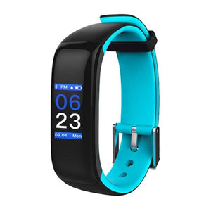 Activity Bangle BRIGMTON BSPORT-15-A 0,96'''' OLED 150 mAh Bluetooth 4.0 Blue-Universal Store London™