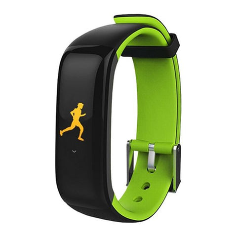 Activity Bangle BRIGMTON BSPORT-15-V 0,96'''' OLED 150 mAh Bluetooth 4.0 Green-Universal Store London™