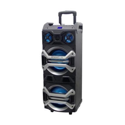 Portable Bluetooth Speakers BRIGMTON BAP 900 900W Black-Universal Store London™
