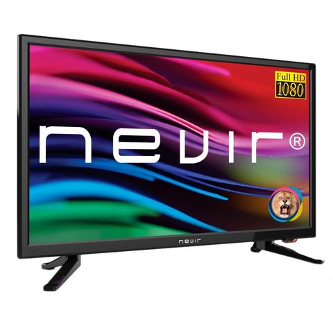 Image of Television NEVIR NVR-7428-22FHD-N 22'''' LED Full HD USB HDMI Black-Universal Store London™