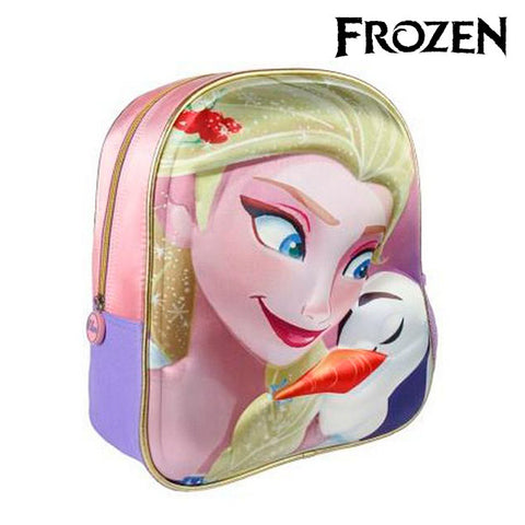 3D School Bag Frozen 7969-Universal Store London™