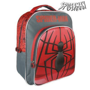 3D School Bag Spiderman 8119-Universal Store London™