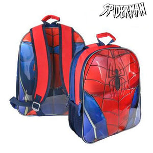 Reversible School Rucksack Spiderman 8935-Universal Store London™