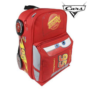 Child bag Cars 4591 Red-Universal Store London™
