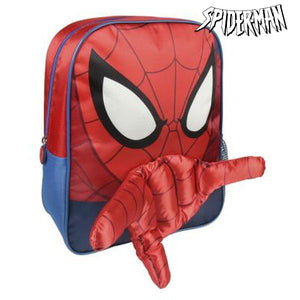 Child bag Spiderman 4690 Red-Universal Store London™