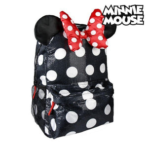 School Bag Minnie Mouse 1940 Black-Universal Store London™