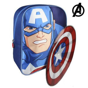 Child bag The Avengers 9250 Blue-Universal Store London™