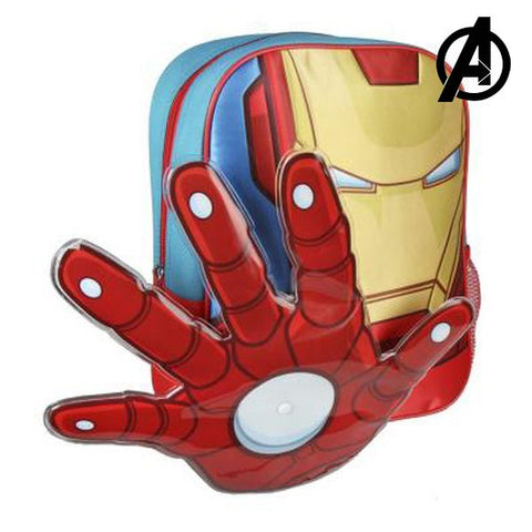 Child bag The Avengers 9267 Red-Universal Store London™