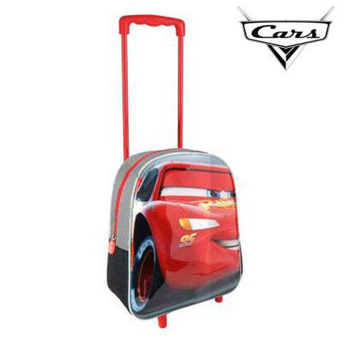 School Rucksack with Wheels Cars 3462-Universal Store London™