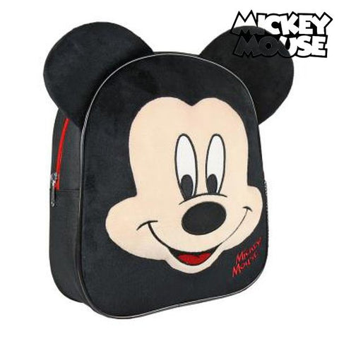 Child bag Mickey Mouse 4476 Black-Universal Store London™