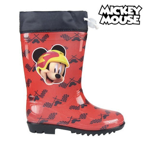 Children's Water Boots Mickey Mouse 73486 Red-Universal Store London™