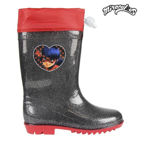 Children's Water Boots Lady Bug 73497 Red-Universal Store London™