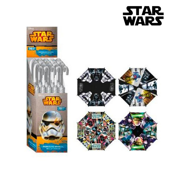 Umbrella Star Wars 78003 (42 cm)-Universal Store London™