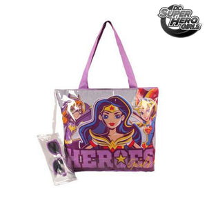 Beach Bag DC Super Hero Girls 42374-Universal Store London™