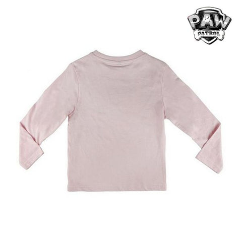Children's Long Sleeve T-Shirt The Paw Patrol 72360 Pink-Universal Store London™
