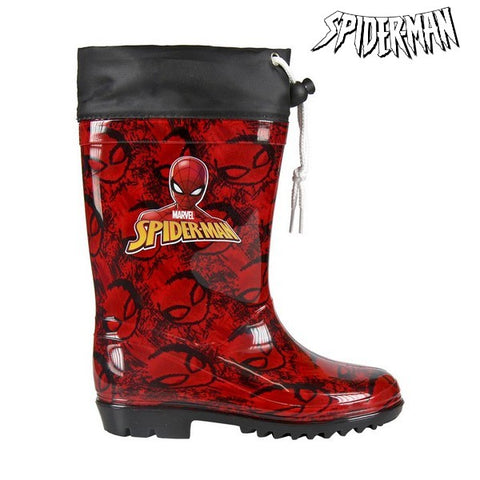 Children's Water Boots Spiderman 72760-Universal Store London™