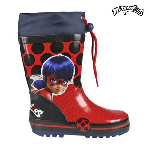Children's Water Boots Lady Bug 72782 Red-Universal Store London™