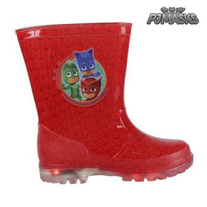 Children's Water Boots with LEDs PJ Masks 72781-Universal Store London™