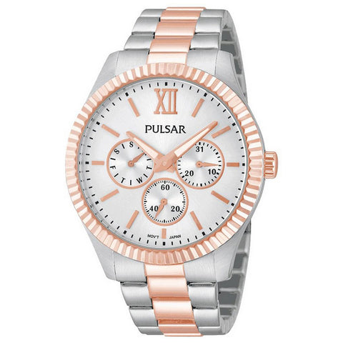 Ladies' Watch Pulsar PP6126X1 (40 mm)-Universal Store London™