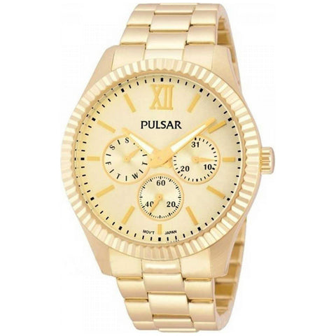 Ladies' Watch Pulsar PP6128X1 (40 mm)-Universal Store London™