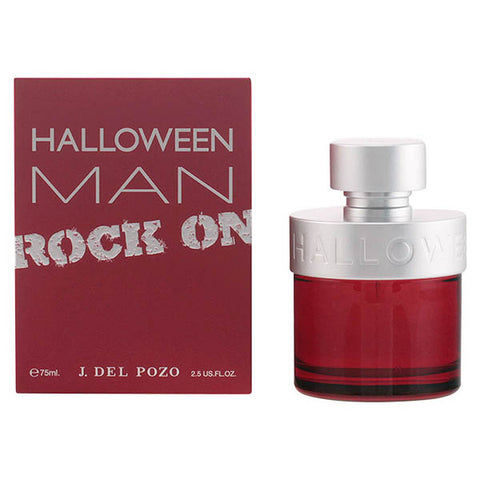 Men's Perfume Halloween Man Rock On Jesus Del Pozo EDT-Universal Store London™