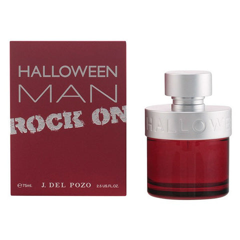 Image of Men's Perfume Halloween Man Rock On Jesus Del Pozo EDT-Universal Store London™