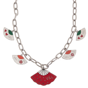 Ladies' Necklace Victorio & Lucchino VJ0128CO-Universal Store London™