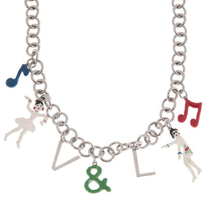 Ladies' Necklace Victorio & Lucchino VJ0144CO-Universal Store London™