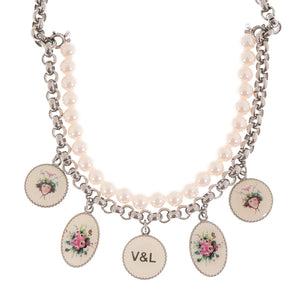 Ladies' Necklace Victorio & Lucchino VJ0149CO-Universal Store London™