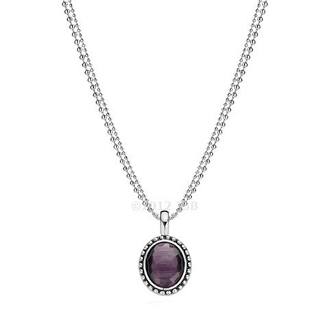 Ladies' Necklace Ti Sento 3748DP-70 (70 cm)-Universal Store London™