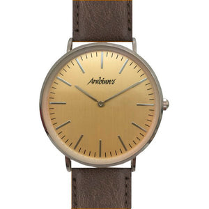 Unisex Watch Arabians HBA2228GP (38 mm)-Universal Store London™