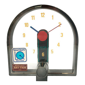 Table clock Rhythm NO-4RG420 (16 x 16 cm)-Universal Store London™