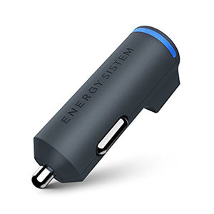 Car Charger Energy Sistem 422326 2 USB 3.1AB Black-Universal Store London™