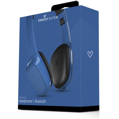Bluetooth Headset with Microphone Energy Sistem MAUAMI0536 8 h Blue-Universal Store London™