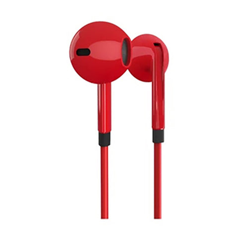 Bluetooth Headset with Microphone Energy Sistem 428410 V4.1 100 mAh Red-Universal Store London™